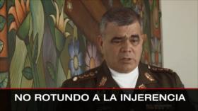 Advertencia de Irán. No a la injerencia. Elecciones en El Salvador - Boletín: 12:30 - 01/03/2021