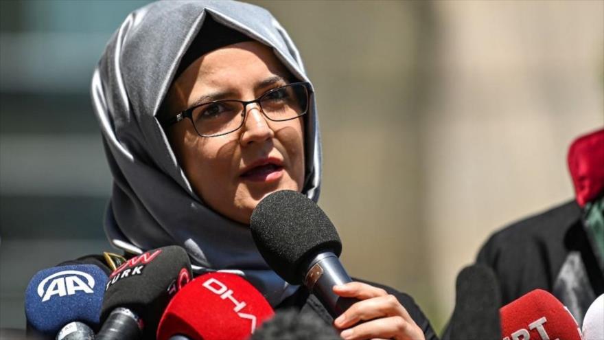 Novia de Khashoggi: Bin Salman debe ser castigado de inmediato | HISPANTV