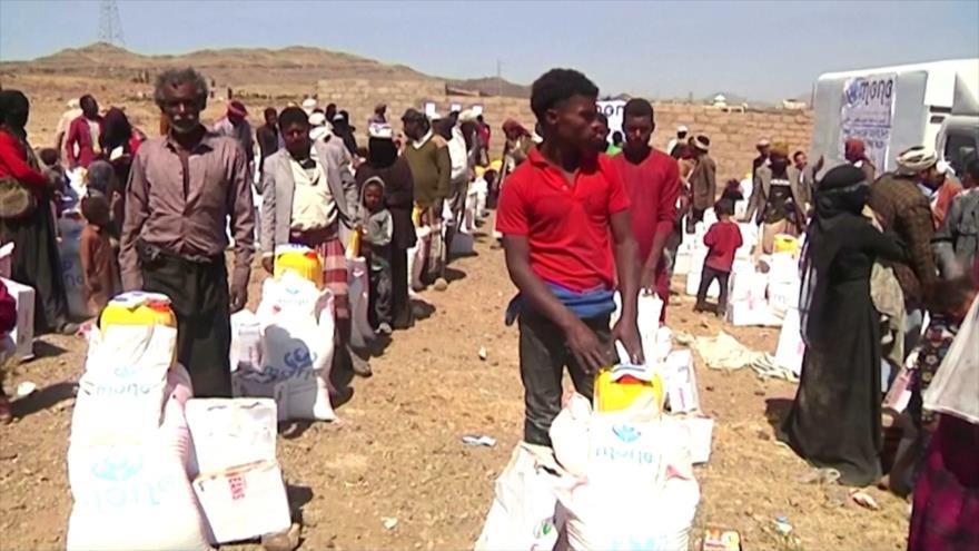 Yemen al borde de la peor hambruna vista en décadas