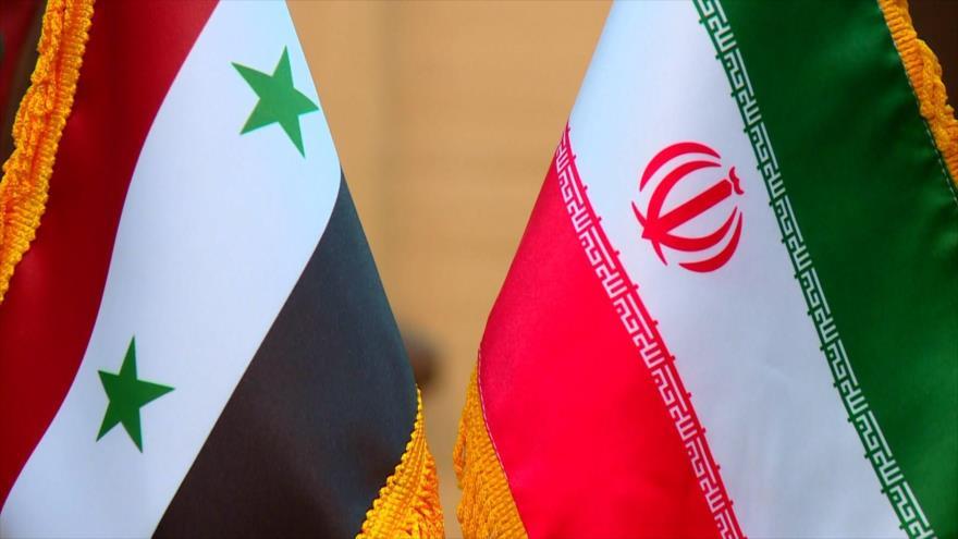 Irán y Siria afianzan sus relaciones comerciales