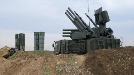 """""""Israel quería que Ejército ruso derribara un avión civil en Siria"""""""