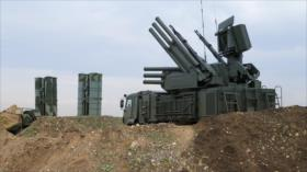 ¿Cuáles sistemas rusos derribaron misiles israelíes en Siria?