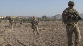 Talibán urge a EEUU a retirar a sus tropas de Afganistán