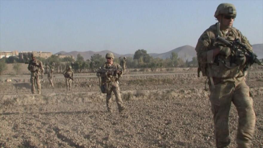 Talibán urge a EEUU a retirar a sus tropas de Afganistán | HISPANTV