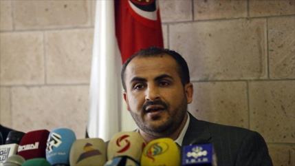Ansarolá: Detener agresión saudí y asedio es mejor ayuda a Yemen