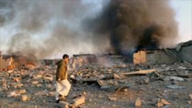 Irán urge a no vender armas a Arabia Saudí por matar a yemeníes