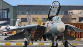 Fotos muestran avanzados aviones de combate de FFAA de Irán
