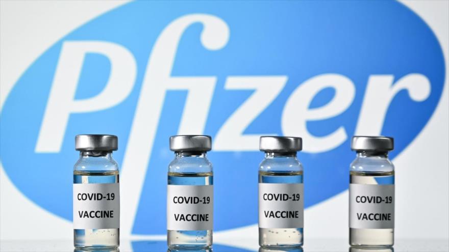 La vacuna estadounidense contra la COVID-19 Pfizer.
