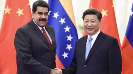 Maduro agradece a China el envío de vacunas contra COVID-19