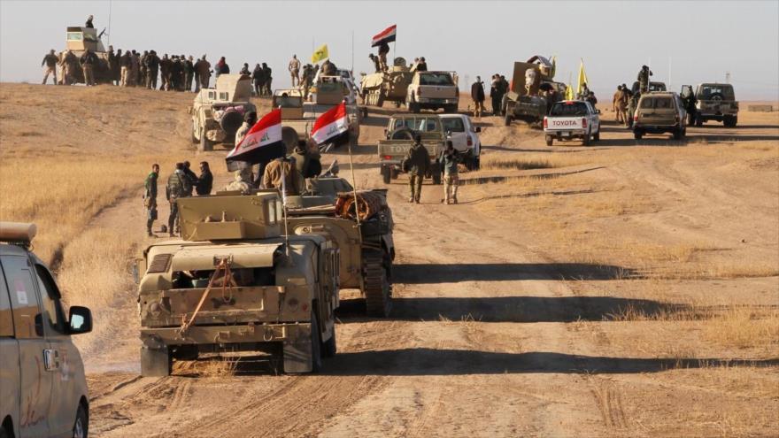 Ejército iraquí inicia masiva operación contra Daesh y Al-Qaeda | HISPANTV