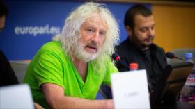 """""""Terrorismo financiero"""": Eurodiputado critica sanciones a Irán"""
