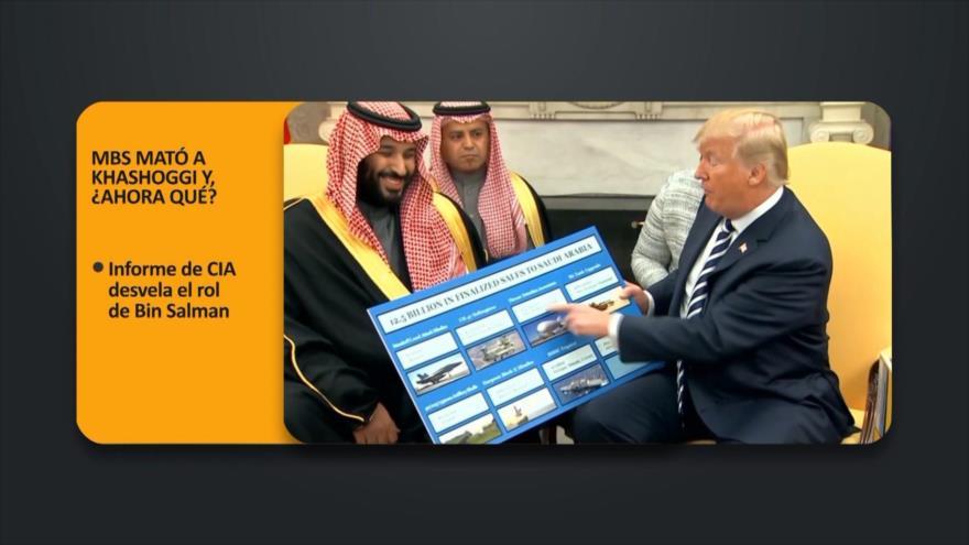 PoliMedios: El príncipe saudí mató a Khashoggi y, ¿ahora qué?