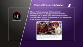 Etiquetaje: Exsenador colombiano: hubo plata corrupta en la reelección de Santos