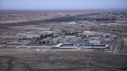 EEUU aumenta medidas de seguridad en la base de Ain al-Asad