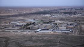 Atacan con cohetes una base de EEUU en Irak; hay un muerto