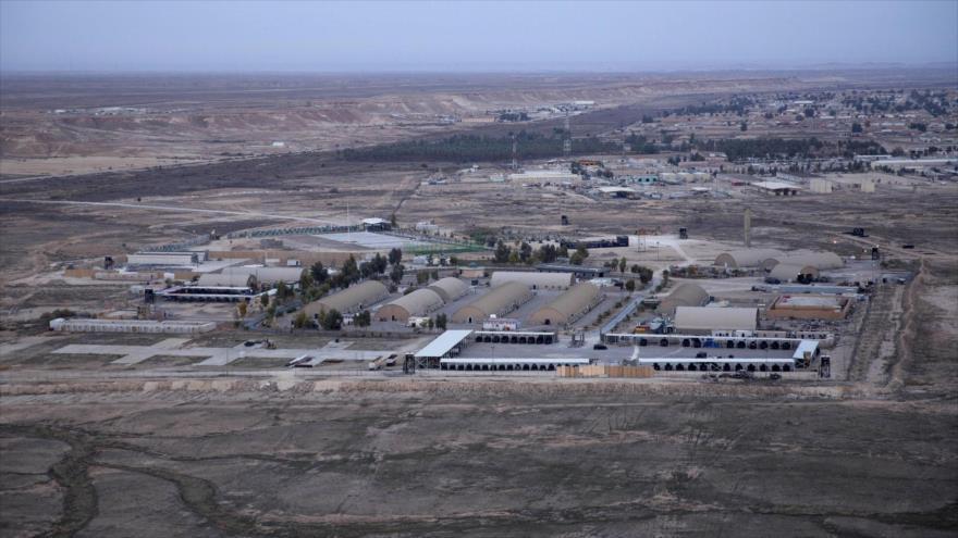 EEUU aumenta medidas de seguridad en la base de Ain al-Asad en Irak