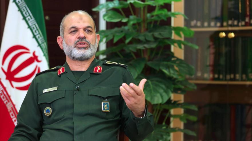 Ahmad Vahidi, miembro del Consejo de Discernimiento del Sistema de la República Islámica de Irán, 23 de octubre de 2020. (Foto: khamenei.ir)