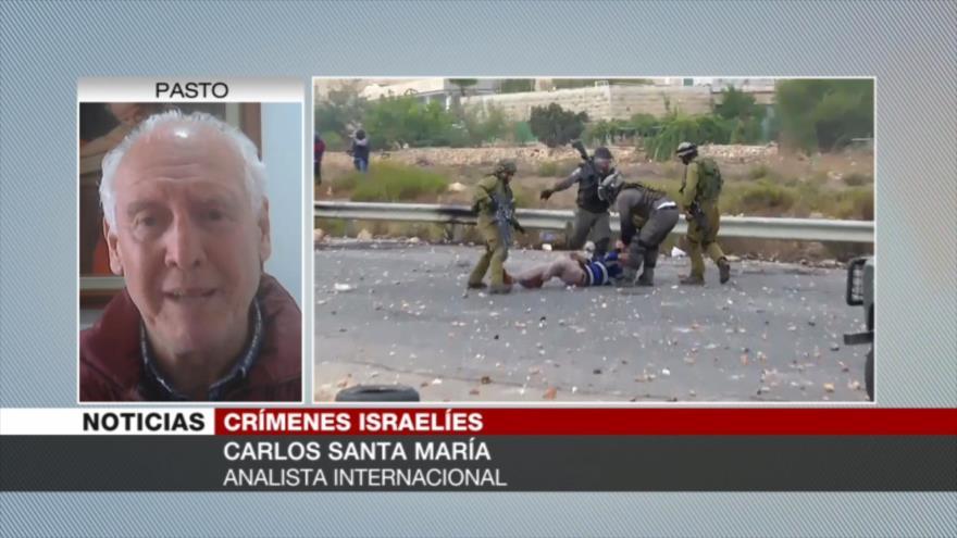 """""""Crímenes de Israel contra Palestina comienzan a esclarecerse"""""""