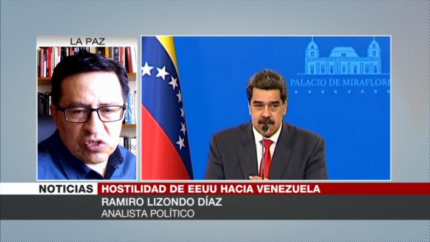 Lizondo Díaz: EEUU busca apoderarse del petróleo de Venezuela
