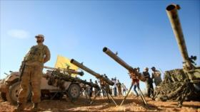"""Hezbolá dará a Israel una """"lección inolvidable"""" si agrede El Líbano"""