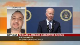 """""""Biden fracasará ante Venezuela, así como fue derrotado Trump"""""""