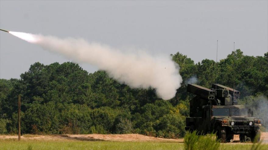 Sistema de defensa aérea Avenger usado en un ejercicio militar en Fort Stewart en Georgia EE.UU. (Foto: Ejército de EE.UU.)