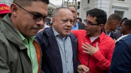 Capturadas en Venezuela 9 personas que iban a secuestrar a Cabello