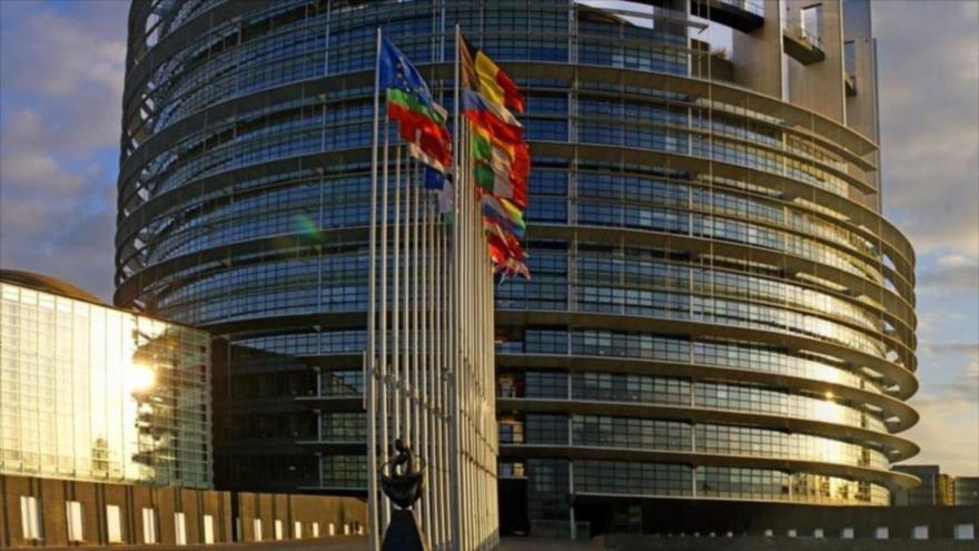 La sede del Consejo Europeo (CE) en Bruselas, capital de Bélgica.
