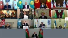 Países miembros de ECO participan en su 14.ª cumbre regional