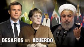 Detrás de la Razón: AIEA celebra que no se presentó resolución contra programa nuclear iraní