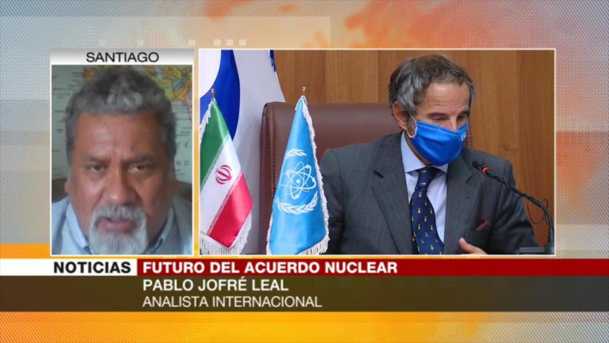 Jofré: EEUU seguirá chantajeando a la AIEA por su derrota ante Irán