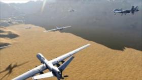 Agresores en la mira: Yemen ataca base y aeropuerto saudíes
