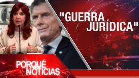 El Porqué de las Noticias: Pacto nuclear iraní. Guerra jurídica en Argentina. Acuerdo en la OPEP+