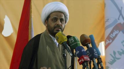Líder iraquí: EEUU busca desestabilizar a Irak a favor de Israel