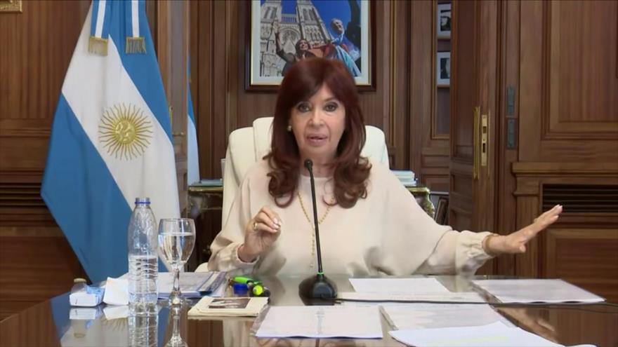 Cristina Fernández: La Justicia argentina está podrida