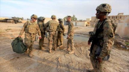 """Resistencia iraquí promete expulsar a EEUU de Irak """"a todo costo"""""""