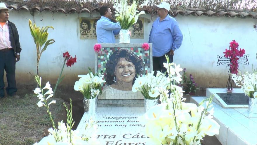 Se cumplen 5 años del asesinato de Berta Cáceres en Honduras
