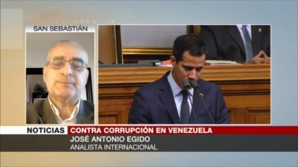 Egido: Guaidó es un cadáver político que ha fracasado