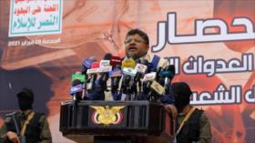 Ansarolá advierte: Represalia continuará si siguen ataques saudíes