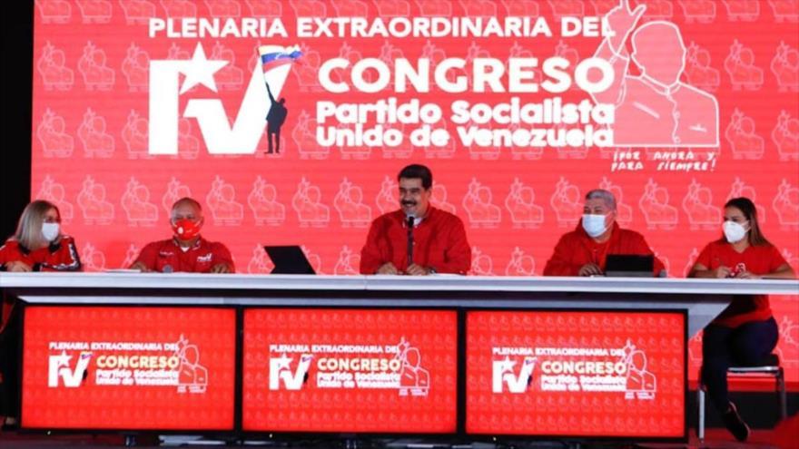 Maduro: Dirigencia trumpista-guaidosista no es una oposición