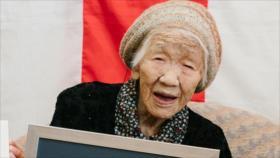 Persona más anciana del mundo portará llama olímpica de Tokio
