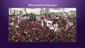 Etiquetaje: Chávez eterno