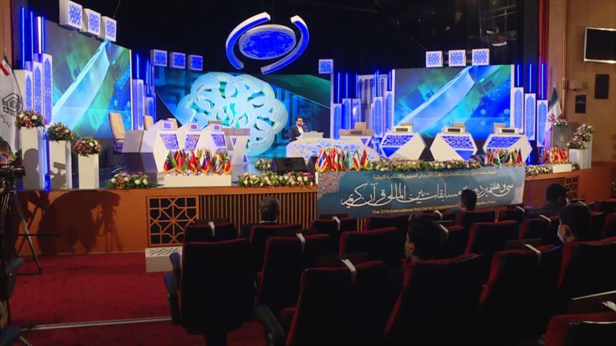 Irán celebra 37.ª edición de competiciones del sagrado Corán