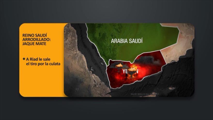 PoliMedios: Reino Saudí arrodillado: Jaque mate