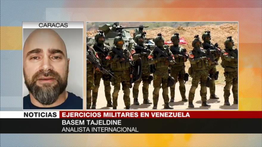 'Maniobras en Venezuela, advertencia directa para EEUU y Colombia'