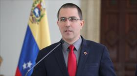 Arreaza: Venezuela ya no espera nada de la Administración de Biden