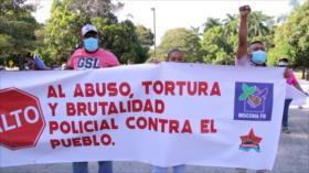 Se multiplican las denuncias de abuso policial en Panamá