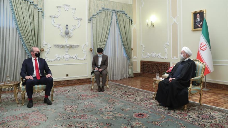 Rohani: Irán es el único que pagó para salvar PIAC, pero, ¡no más!