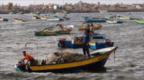 Marina israelí mata a tres pescadores palestinos en Franja de Gaza
