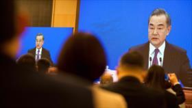 China a EEUU: deje de lado hostilidades y levante embargos a Irán